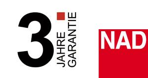 NAD 3 Jahre Dynavox Schweiz Garantie