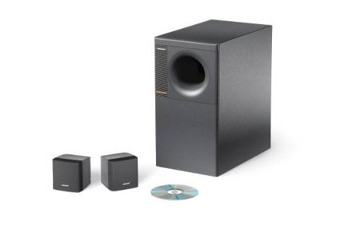 bose acoustimass 3 serie iv schwarz lautsprecher sets azone. Black Bedroom Furniture Sets. Home Design Ideas