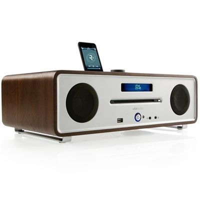 Ruark Audio R4i DAB+ Walnut Wood : Ruark Audio : Radios ...