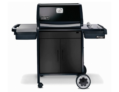 weber spirit e 210 classic grill azone. Black Bedroom Furniture Sets. Home Design Ideas