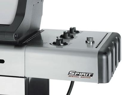 weber spirit s 320 premium edelstahl grill azone. Black Bedroom Furniture Sets. Home Design Ideas