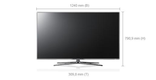 mit den samsung smart tvs der led serie 70xx beginnt eine neue ra des fernsehens mit dem. Black Bedroom Furniture Sets. Home Design Ideas