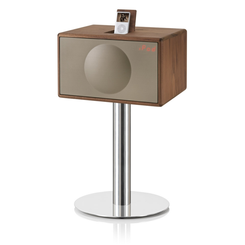 geneva model l walnut audio anlagen azone. Black Bedroom Furniture Sets. Home Design Ideas