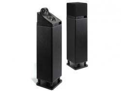 Audio Pro Living LV.3 Leder Schwarz