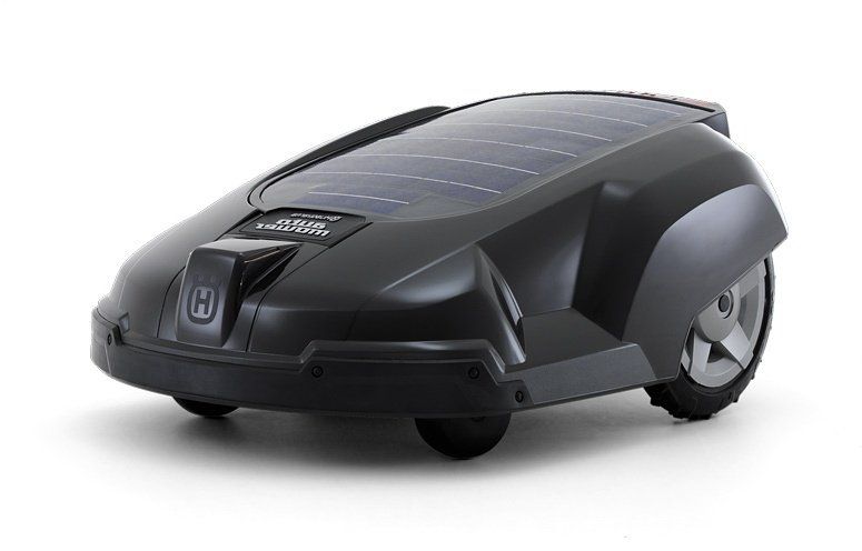 husqvarna automower solar hybrid rasenroboter haushalt. Black Bedroom Furniture Sets. Home Design Ideas