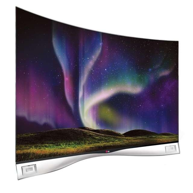LG 55EA9809 Fernseher OLED Audio Video Und TV AZONE