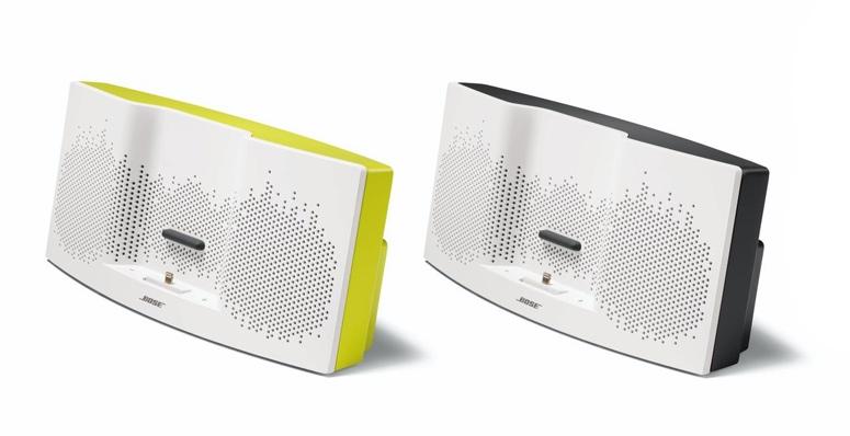 bose sounddock xt weiss gelb radios docks speaker. Black Bedroom Furniture Sets. Home Design Ideas