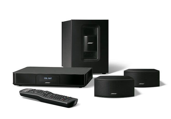 bose cinemate 220 home cinema system. Black Bedroom Furniture Sets. Home Design Ideas
