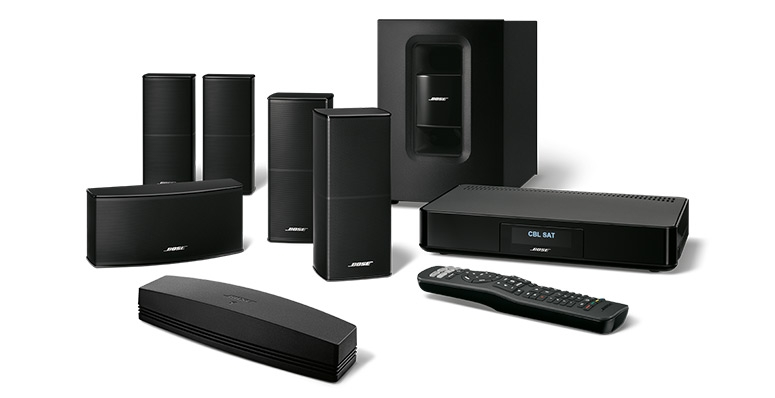 bose soundtouch 520 tv lautsprecher audio video und tv azone. Black Bedroom Furniture Sets. Home Design Ideas