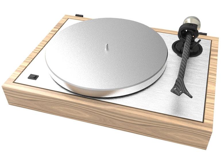 pro ject the classic walnuss plattenspieler azone. Black Bedroom Furniture Sets. Home Design Ideas