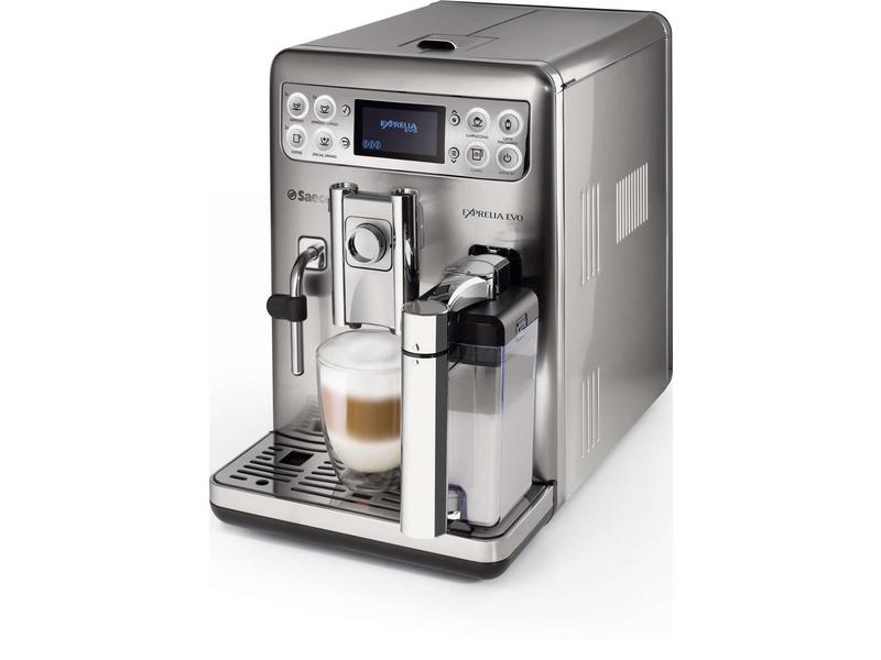 philips saeco exprelia evo hd8858 01 saeco kaffee espresso azone. Black Bedroom Furniture Sets. Home Design Ideas